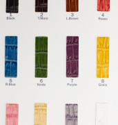 Цветовая карта 341