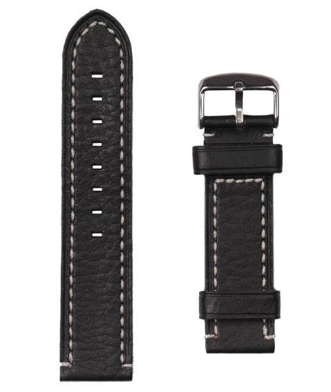 Ремень для наручных часов R-34S.SW-BK