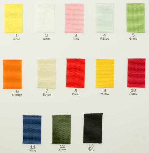 Цветовая карта 01