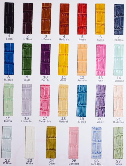 Цветовая карта 156