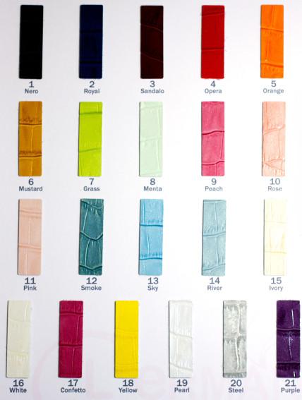 Цветовая карта 205