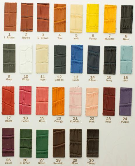 Цветовая карта 214-A