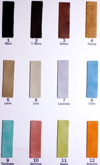 Цветовая карта 221