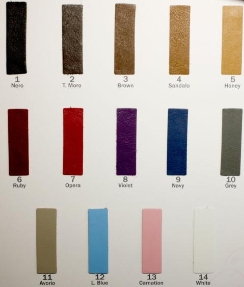 Цветовая карта 307