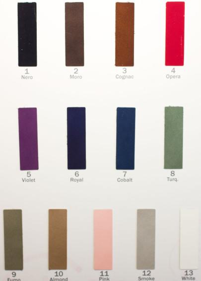 Цветовая карта 308