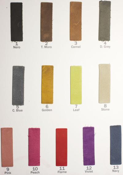 Цветовая карта 322