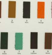 Цветовая карта 927-A